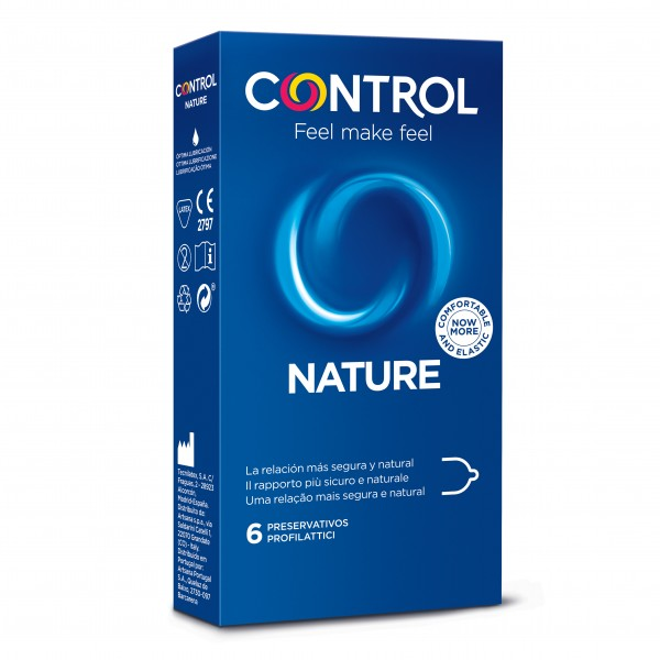 Control Nature 3 Profilattici