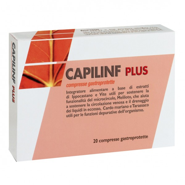 CAPILINF Plus 20 Cpr