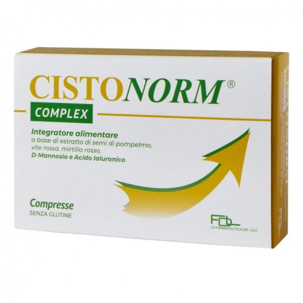 CISTONORM Cpx 20 Cpr