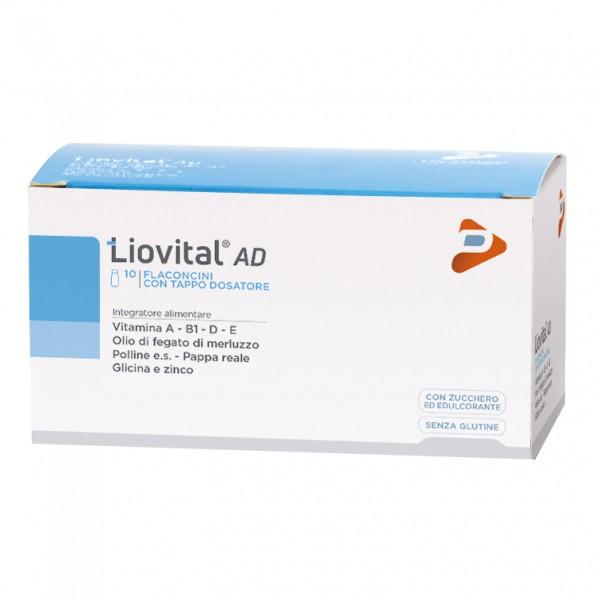 LIOVITAL AD*10fl.10ml