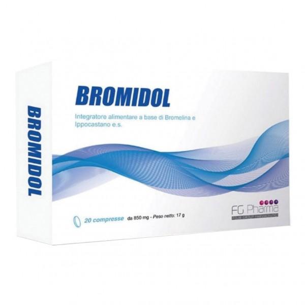 BROMIDOL 20 Cpr