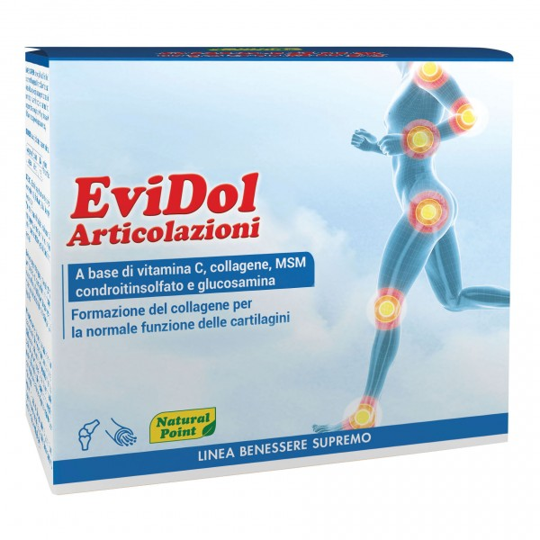 EVIDOL Articolaz.30 Bust.