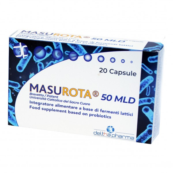 MASUROTA 50MLD 20 Cps