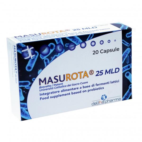 MASUROTA 25MLD 20 Cps