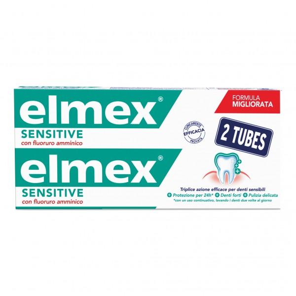 Elmex Sensitive Dentif Bitubo