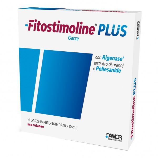 FITOSTIMOLINE Plus Garze 10x10