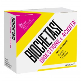 Biochetasi Digestione e Acidità 20 Bustine
