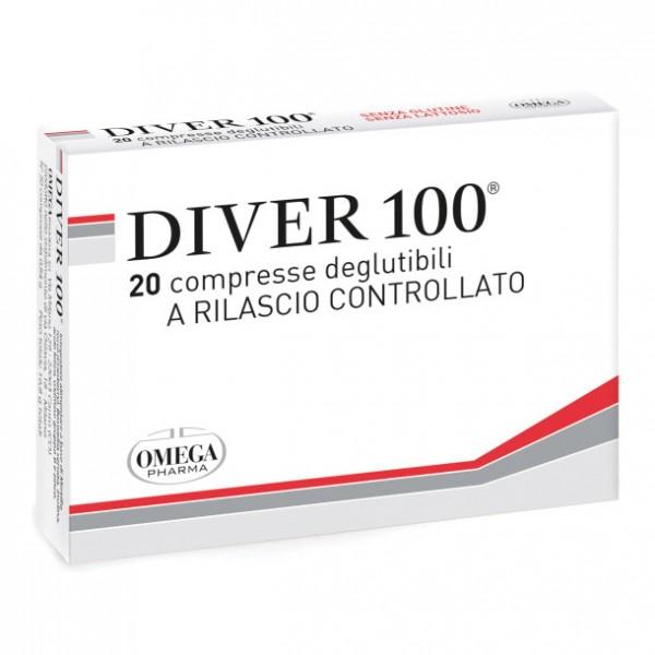 DIVER*100 20 Cpr