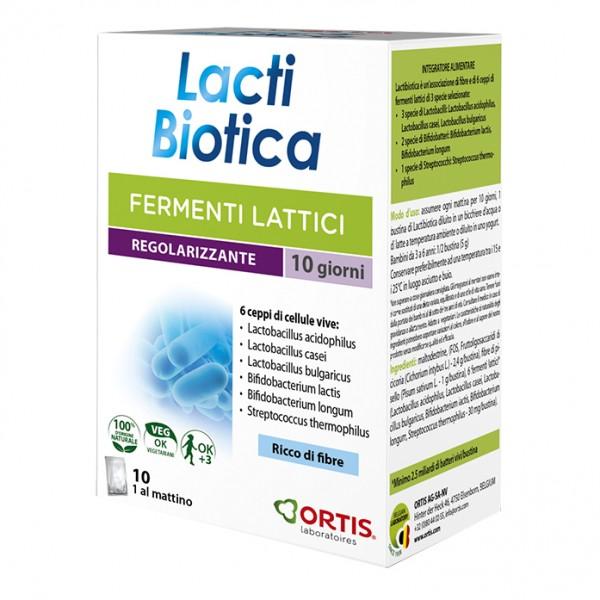 LACTI-BIOTICA 10 Bust.