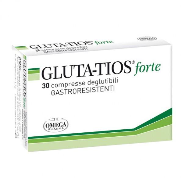 GLUTA-TIOS Fte 30 Cpr