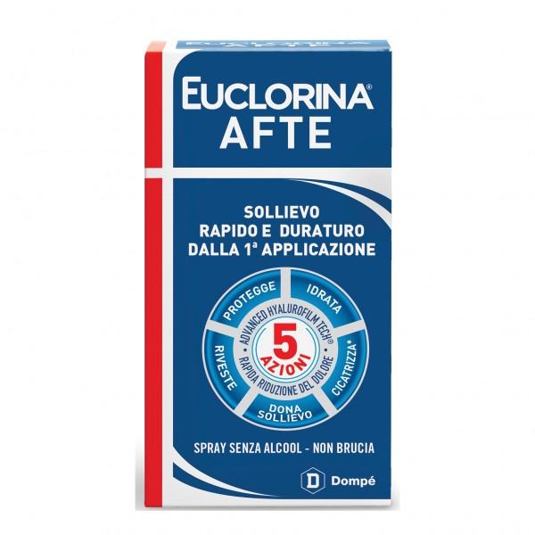EUCLORINA Afte Spray 15ml