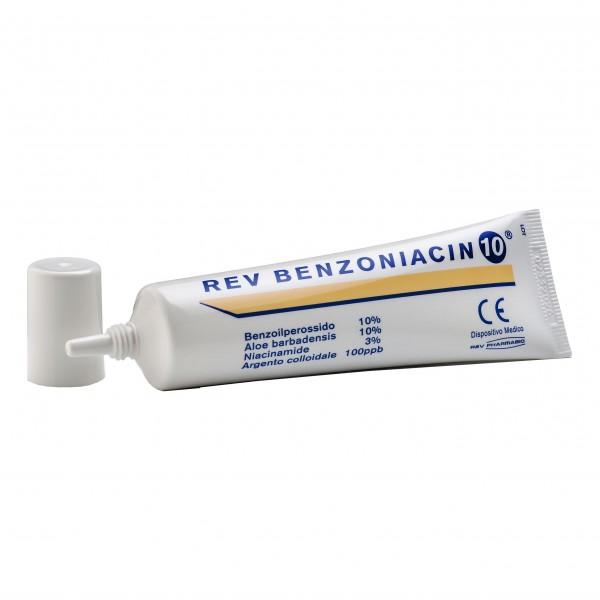 REV Benzoniacin10 Crema 30ml