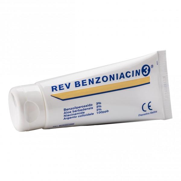 REV Benzoniacin 3 Crema 100ml