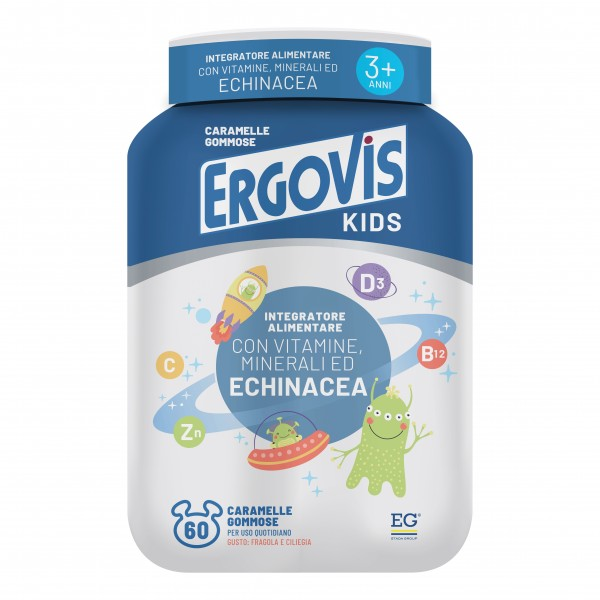 ERGOVIS Kids 60 Caramelle