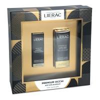 Lierac Cofanetto Premium Occhi - Crema Occhi Anti-età globale 15 ml + Maschera Anti-età globale 10 ml