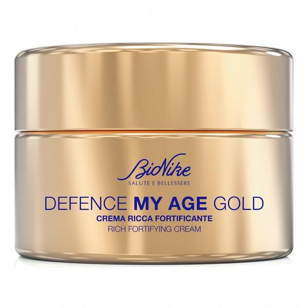 Bionike Defence My Age Gold Crema Ricca ...