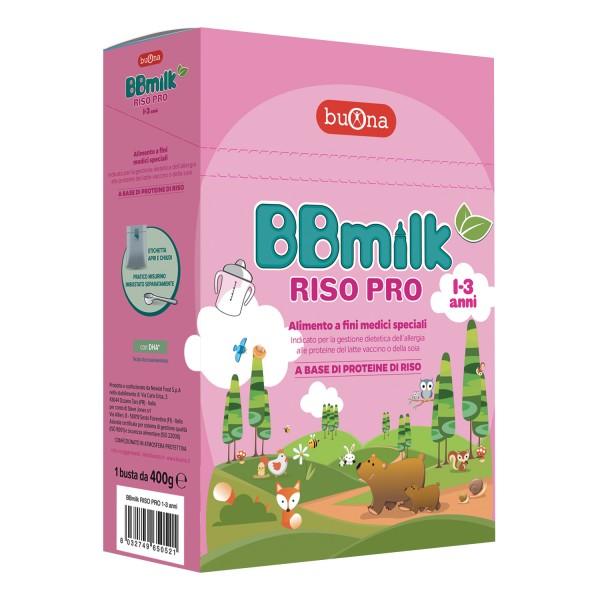 BB Milk 1-3 Pro 400 GR