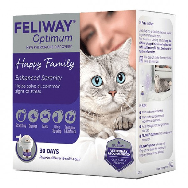FELIWAY Optium D+R 48ml