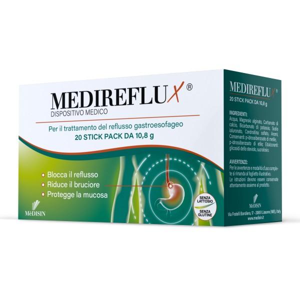MEDIREFLUX 20 Stk 10,8gr