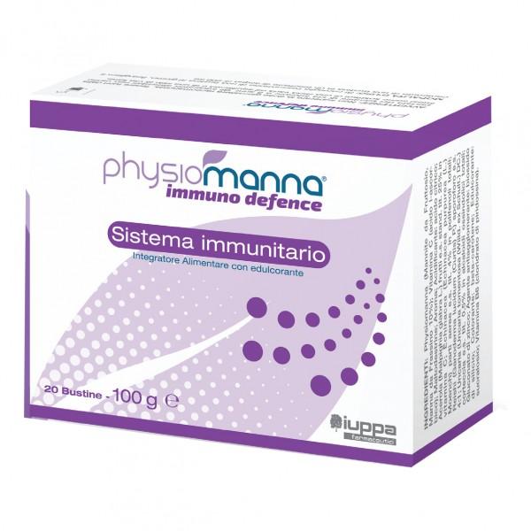 PHYSIOMANNA Immuno Def.20Bust.