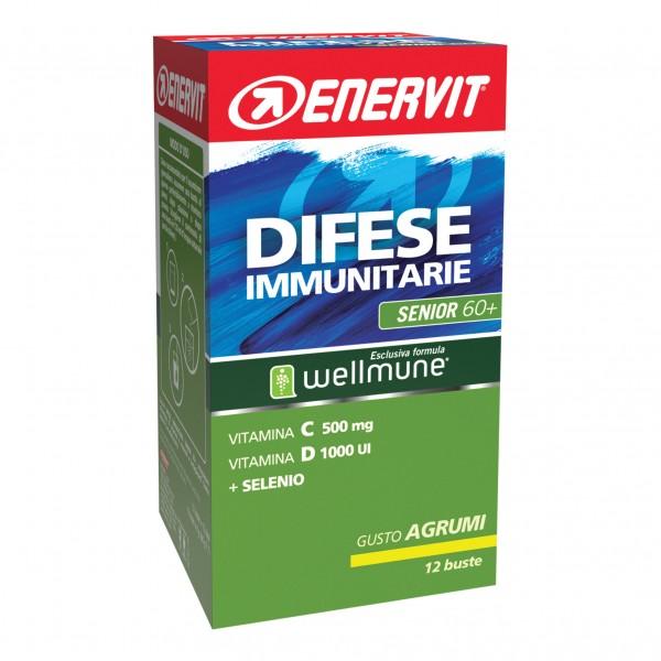 ENERVIT Difese Immun.60+12Bust