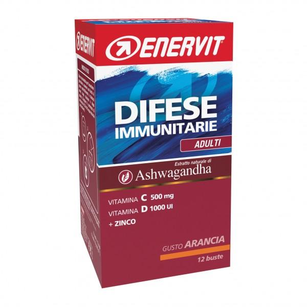 ENERVIT Difese Immun.Ad.12Bust