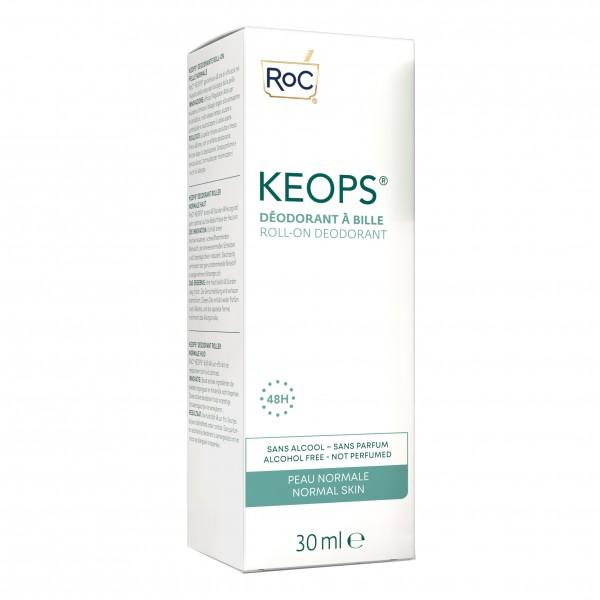 Roc Keops Deodorante Roll-On 48 ore 30 ml