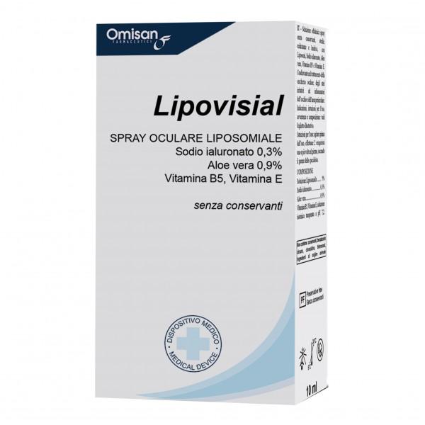 LIPOVISIAL Gtt Oculari 10ml