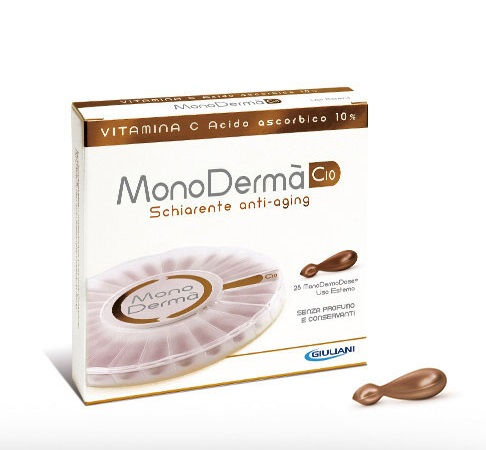 Monoderma C10 Gel Anti-Macchie 30 capsule vegetali