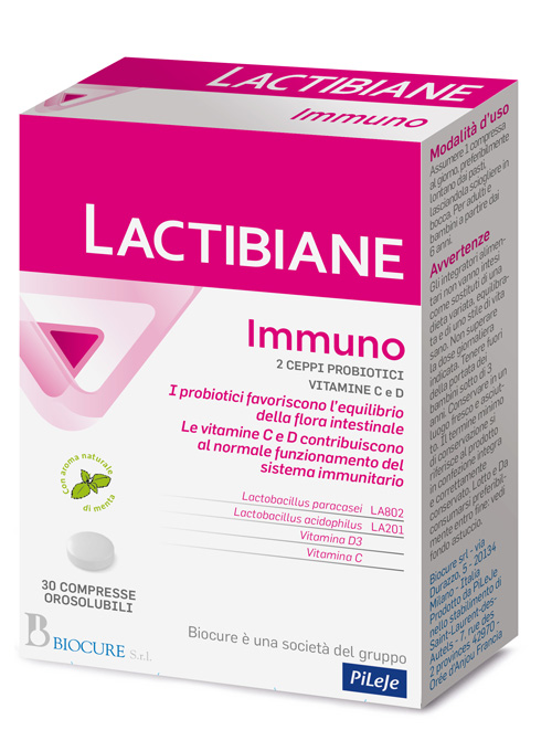 LACTIBIANE IMMUNO 30 Cpr