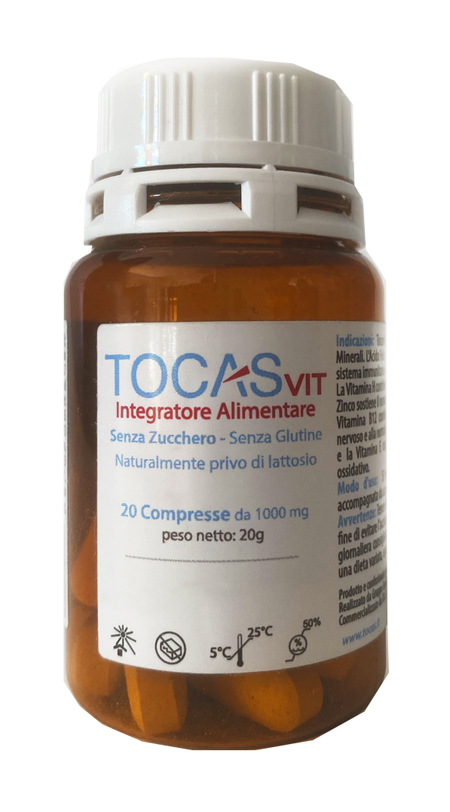 TOCASVIT 20 Cpr S/Z