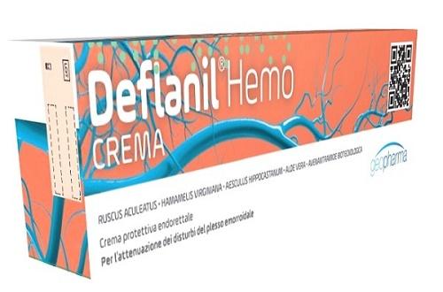 DEFLANIL Hemo Crema 35ml