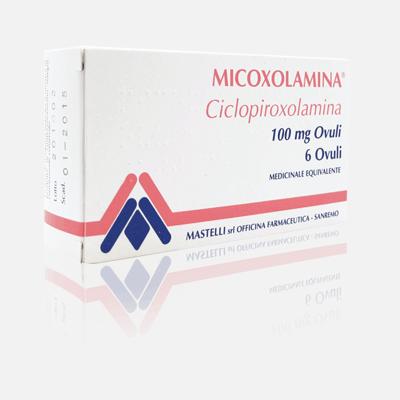MICOXOLAMINA Ovuli 100mg