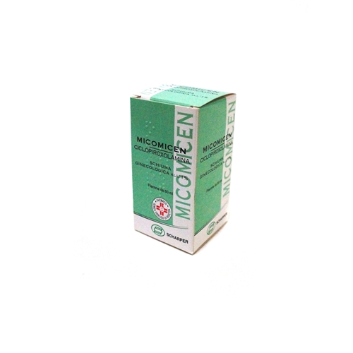 MICOMICEN Schiuma Gin.60ml